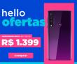 Hello Ofertas: Motorolaone Macro em oferta da loja Motorola