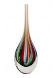 Outlet: Vaso Murano San Mattia 45 cm em oferta da loja Camicado