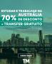 Estudar e Trabalhar na Austrália com 70% de desconto e Transfer Gratuito na TravelMate Jockey