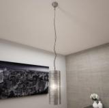 Black Friday: Pendente Mode Leeza de Cobre 42 cm E27 bivolt na Etna