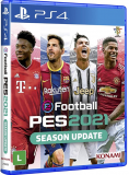 Pré-Venda PES 2021 para PS4 e Xbox One na Amazon