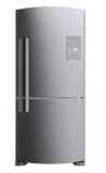 R$ 300,00 de desconto na Brastemp Frost Free Inverse 573 litros Inox com Smart Bar 110V na Brastemp