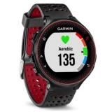 Relógio com Monitor Cardíaco Embutido Garmin Forerunner 235 Vermelho com Bluetooth e GPS no Girafa