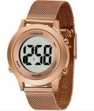 10% de desconto em compras acima de R$ 199,00 em relógios Lince na Eclock