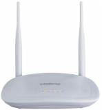 Roteador Intelbras IWR 3000N Wireless-N 300 Mbps em oferta das lojas Casas Bahia