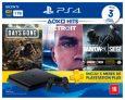 Só hoje: Console Playstation 4 Slim Hits Bundle 5 1 Tera + Três Jogos na Saraiva