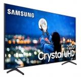 Smart TV 58″ Samsung Crystal UHD 4K 2020 Borda Ultrafina Visual Livre de Cabos Wi-Fi HDMI em oferta da loja Girafa