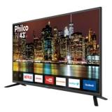 Black Friday Antecipada: Smart TV LED 43″ Philco PTV43G50SN Full HD 3 HDMI 2 USB Wi-Fi preta no Carrefour