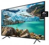 Smart TV LED 50″ Samsung  50RU7100 UHD 4K HDR Premium Livre de Cabos Bluetooh HDMI USB em oferta da loja Ponto Frio