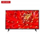 Smart TV LG 43″ 43LM6300PSB Full HD com Inteligência Artificial cinza escuro em oferta da loja Eletrum