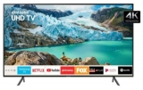 Smart TV Led 75″ Samsung 4K WIFI USB HDMI UN75RU7100GXZD na Gazin