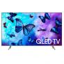 Smart TV Samsung QLED TV 55 UHD 4K QN55Q6FNAGXZD com Modo Ambiente Tela de Pontos Quânticos no Girafa