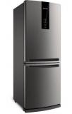 Só Hoje: R$ 400,00 de desconto na Geladeira Brastemp Frost Free Inverse 443 litros cor Inox com Turbo Ice na Compra Certa