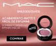 Sombra Powder Kiss Ripened Malva em oferta da loja MAC