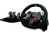 Volante Logitech G29 Driving Force PS3/PS4/PC em oferta da loja KaBuM!