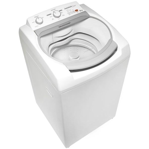 Máquina de Lavar Brastemp 9kg com Ciclo Tira Manchas e Enxágue Duplo 220V BWJ09ABBNA (Entregue por Brastemp)