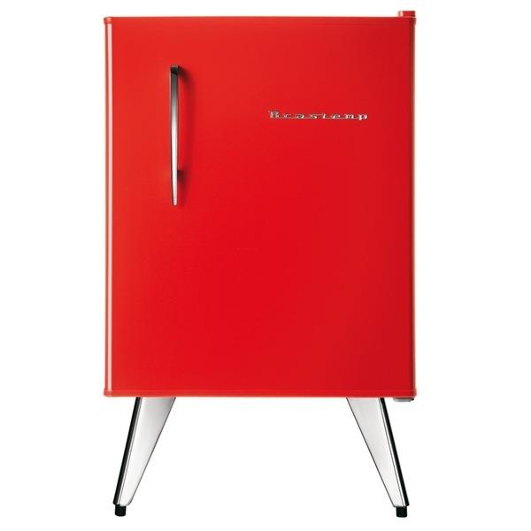 Frigobar Brastemp Retro 76 litros Vermelho 110V BRA08AVANA (Entregue por Brastemp)