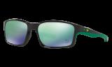 Óculos de Sol Chainlink Polished Black Jade Iridium em oferta da loja Oakley