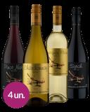 Kits de Vinhos com 10% de desconto acima de R$ 199,00 no Wine