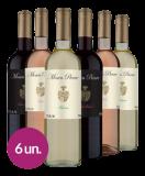 Seleção Premium com 15% de desconto no Wine