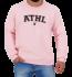 Moletom Athletico Paranaense Basic Rosa em oferta da loja FutFanatics