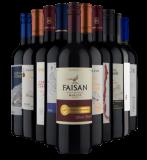 Kit com 10 Vinhos Tintos Espetaculares e Baratos com 64% de desconto no Vinho Fácil