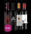 Primeira compra com 30% de desconto acima de R$ 250,00 no Wine