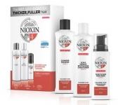 Kit Nioxin Sistema 4 (leave-in 40 ml, shampoo e condicionador 150 ml) em oferta da loja Sephora