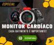 Relógio Esportivo Garmin Forerunner 35 Branco com Medição de Frequência Cardíaca no Bee Fitness