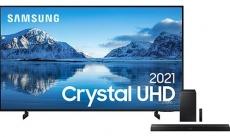 Compre Smart TV da nova linha Samsumg e ganhe até R$ 400,00 desconto em Soundbar no Submarino