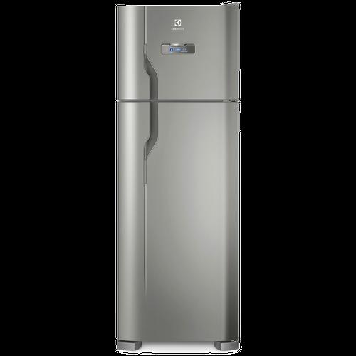 Geladeira/Refrigerador Frost Free cor Inox 310L Electrolux (TF39S) (Entregue por Electrolux)