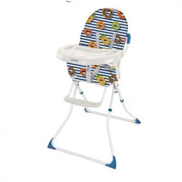 Cadeira Alta De Alimentacao Navy Meal Azul Weego - 4045 4045